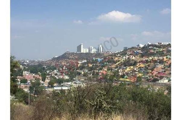 Foto de terreno habitacional en venta en avenida hércules ex hacienda de carretas , hércules, querétaro, querétaro, 5971852 No. 01