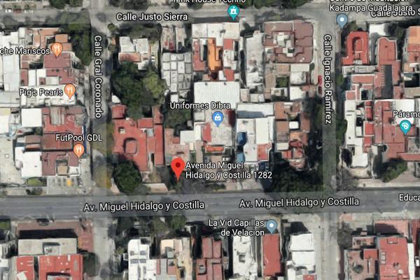 Foto de casa en renta en avenida hidalgo 1282, americana, guadalajara, jalisco, 0 No. 02
