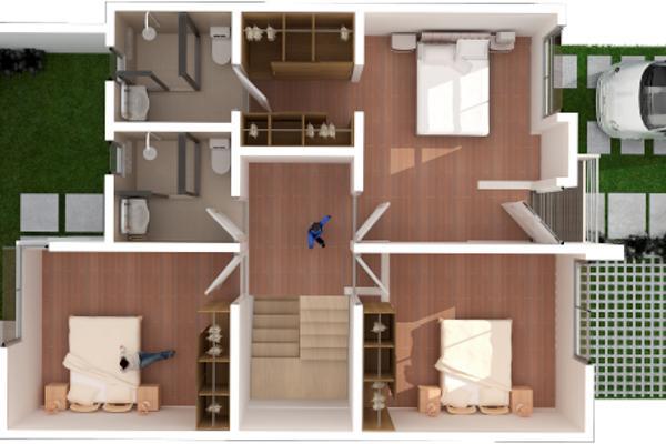 Foto de casa en condominio en venta en avenida hidalgo , lago de guadalupe, cuautitl?n izcalli, m?xico, 4637776 No. 10
