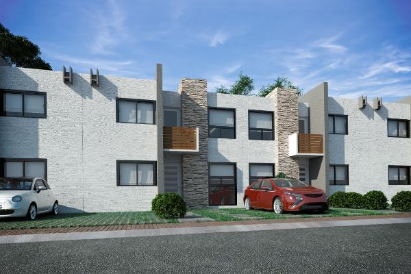Foto de casa en condominio en venta en avenida hidalgo , lago de guadalupe, cuautitl?n izcalli, m?xico, 4637889 No. 02