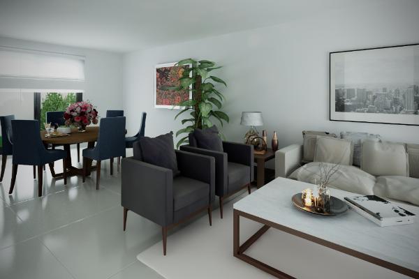 Foto de casa en condominio en venta en avenida hidalgo , lago de guadalupe, cuautitlán izcalli, méxico, 4637889 No. 03