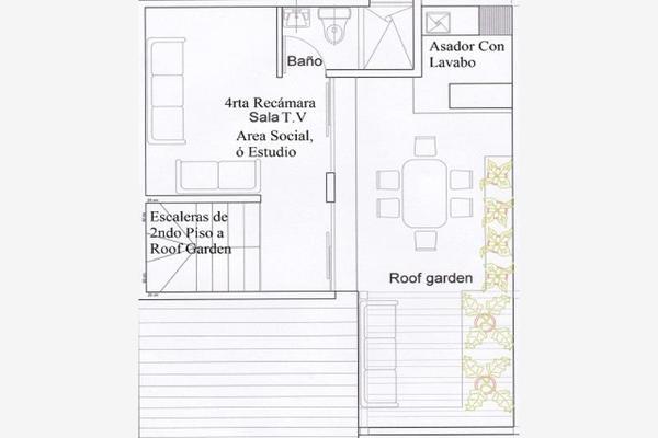 Foto de casa en venta en avenida hidalgo 17, izcalli del valle, tultitlán, méxico, 12910632 No. 12