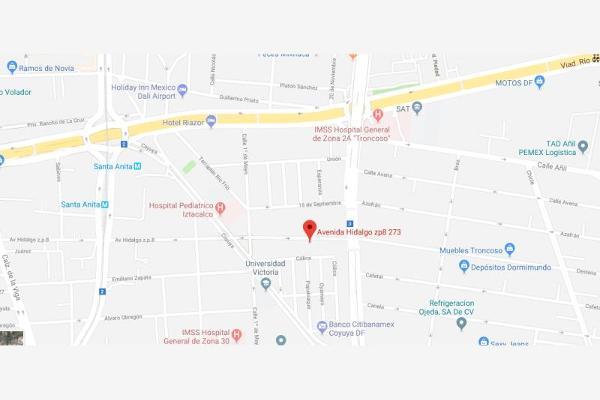 Foto de departamento en venta en avenida hidalgo 273, la cruz, iztacalco, df / cdmx, 5437714 No. 02