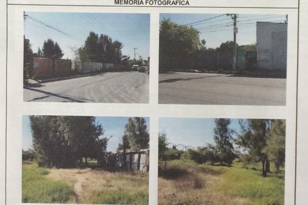Foto de terreno habitacional en venta en avenida hidalgo , lechería, tultitlán, méxico, 3476983 No. 01