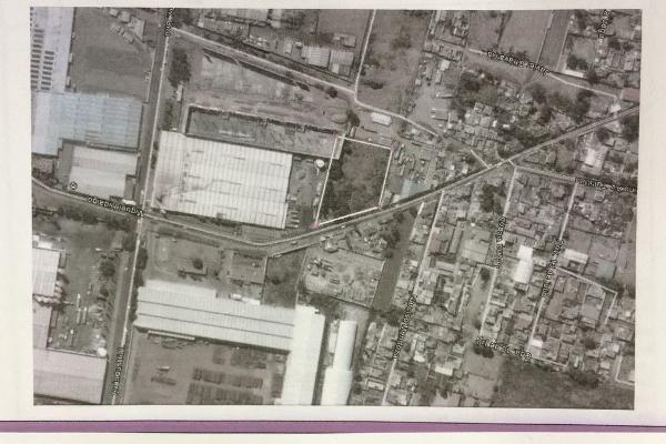 Foto de terreno habitacional en venta en avenida hidalgo , lechería, tultitlán, méxico, 3476983 No. 04