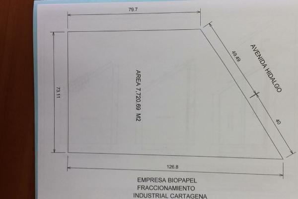 Foto de terreno habitacional en venta en avenida hidalgo , lechería, tultitlán, méxico, 3476983 No. 05