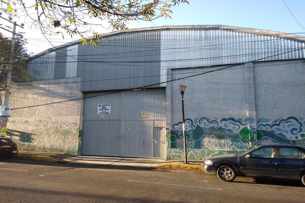 Foto de nave industrial en renta en avenida hidalgo monroy 181, cerro de la estrella, iztapalapa, df / cdmx, 0 No. 01