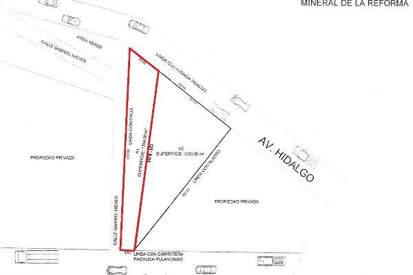 Foto de terreno comercial en venta en avenida hidalgo , pachuquilla, mineral de la reforma, hidalgo, 6153427 No. 01