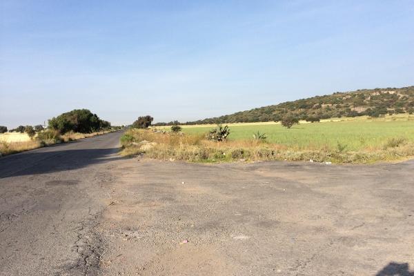 Foto de terreno comercial en venta en avenida hidalgo , vicente guerrero (san javier), tolcayuca, hidalgo, 6153471 No. 07