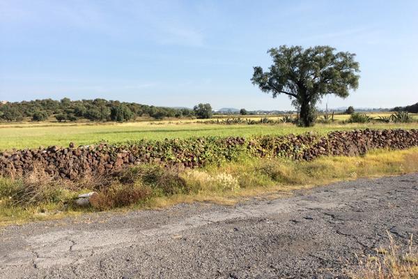 Foto de terreno comercial en venta en avenida hidalgo , vicente guerrero (san javier), tolcayuca, hidalgo, 6153471 No. 09