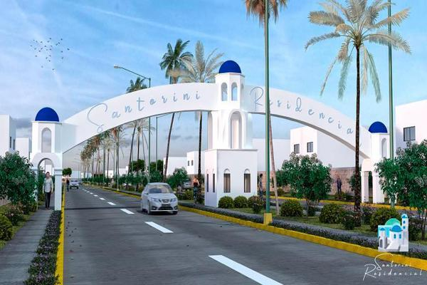 Foto de terreno habitacional en venta en avenida higueras del conchi residencial , pradera dorada ii, mazatlán, sinaloa, 0 No. 01