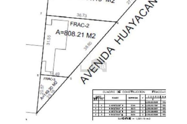 Foto de terreno comercial en renta en avenida huayacán 100, cancún, q.r., mexico , supermanzana 52, benito juárez, quintana roo, 5708798 No. 01