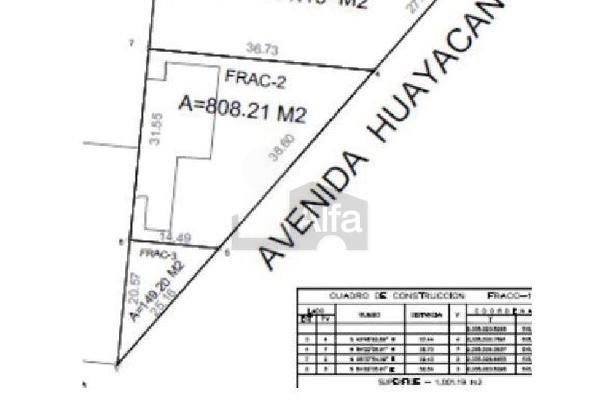Foto de terreno comercial en renta en avenida huayacán 100, cancún, q.r., mexico , supermanzana 52, benito juárez, quintana roo, 5708798 No. 03