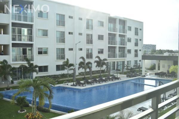 Foto de departamento en venta en avenida huayacán 109, supermanzana 57, benito juárez, quintana roo, 7179542 No. 01
