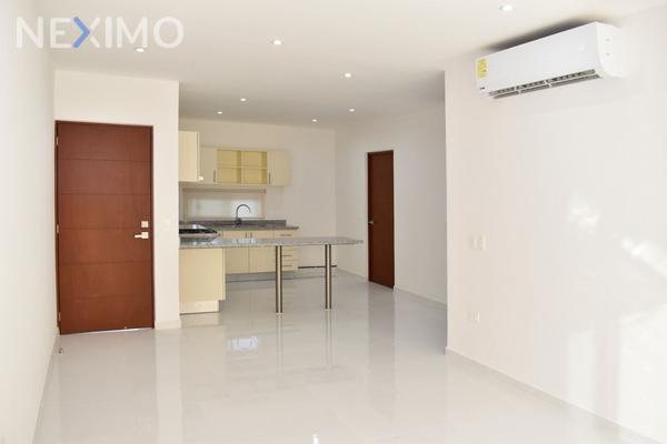 Foto de departamento en venta en avenida huayacán 109, supermanzana 57, benito juárez, quintana roo, 7179542 No. 03
