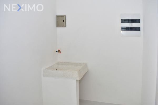 Foto de departamento en venta en avenida huayacán 109, supermanzana 57, benito juárez, quintana roo, 7179542 No. 12