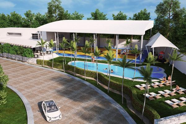 Foto de terreno habitacional en venta en avenida huayacan , alfredo v bonfil, benito juárez, quintana roo, 20401260 No. 04