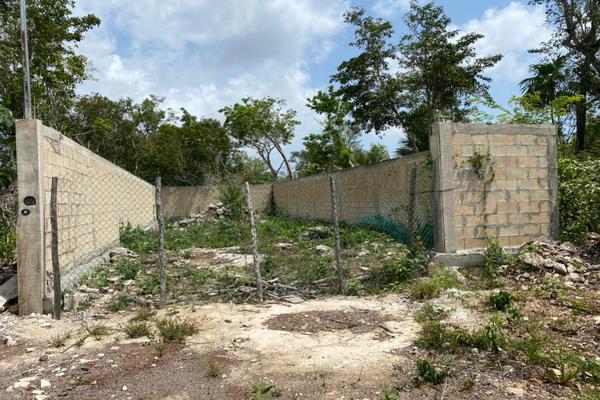 Foto de terreno habitacional en venta en avenida huayacan pedregal plus , alfredo v bonfil, benito juárez, quintana roo, 20274215 No. 09