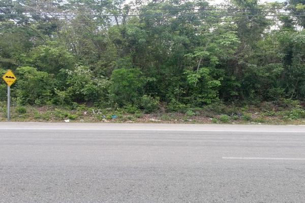 Foto de terreno habitacional en venta en avenida huayacan supermanzana 313 , supermanzana 312, benito juárez, quintana roo, 0 No. 07