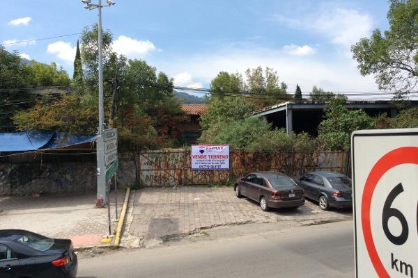 Foto de terreno comercial en venta en avenida huixquilucan , el retiro, huixquilucan, méxico, 6153495 No. 03