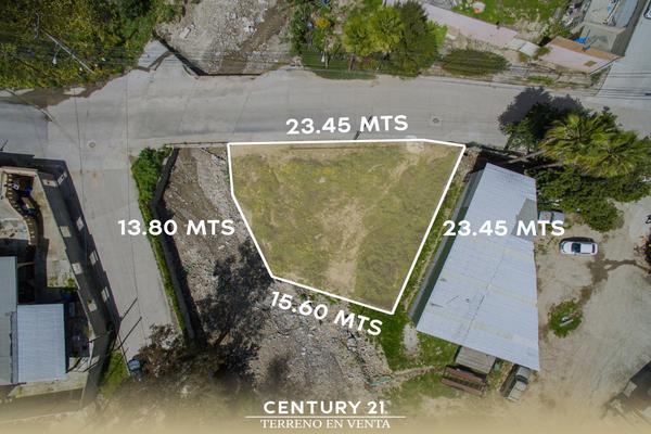 Foto de terreno habitacional en venta en avenida ignacio altamirano 7409 , de los maestros, tijuana, baja california, 12813561 No. 01