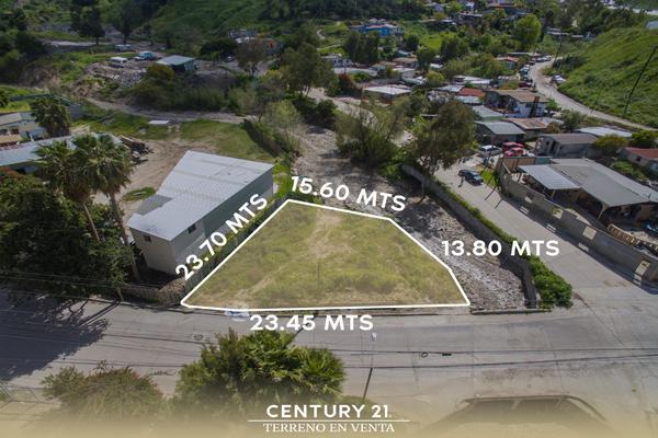 Foto de terreno habitacional en venta en avenida ignacio altamirano 7409 , de los maestros, tijuana, baja california, 12813561 No. 03