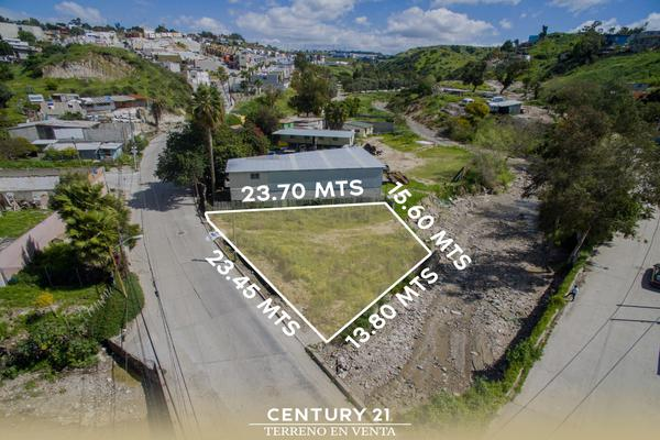 Foto de terreno habitacional en venta en avenida ignacio altamirano 7409 , de los maestros, tijuana, baja california, 12813561 No. 04