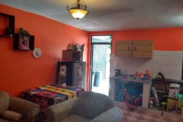 Foto de casa en venta en avenida ignacio lopez rayon , unidad familiar c.t.c. de zumpango, zumpango, méxico, 12822092 No. 07