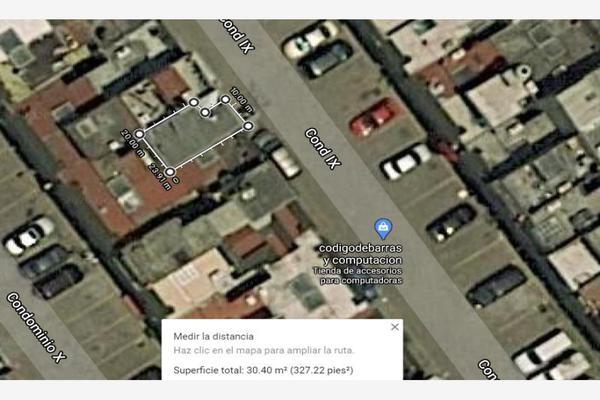 Foto de casa en venta en avenida independencia condominio ix, el obelisco, tultitlán, méxico, 17739441 No. 13