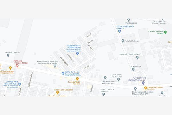 Foto de casa en venta en avenida independencia condominio ix, el obelisco, tultitlán, méxico, 17739441 No. 15