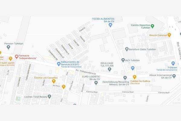 Foto de casa en venta en avenida independencia condominio vi, el obelisco, tultitlán, méxico, 17639941 No. 19