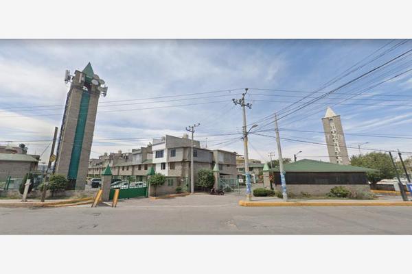 Foto de casa en venta en avenida independencia condominio viii, el obelisco, tultitlán, méxico, 17739433 No. 01
