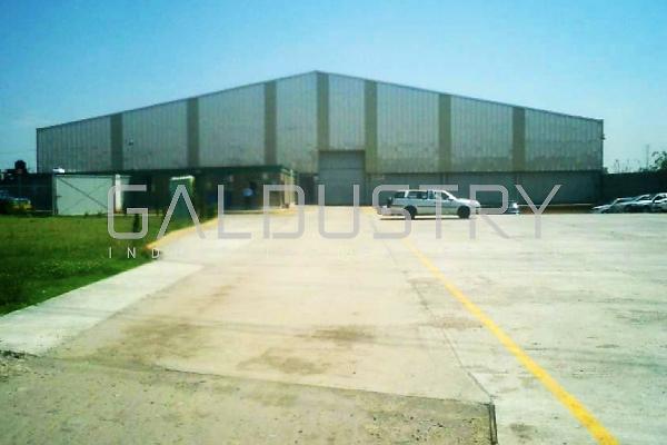 Foto de nave industrial en renta en avenida independencia , independencia, tultitlán, méxico, 3422589 No. 01