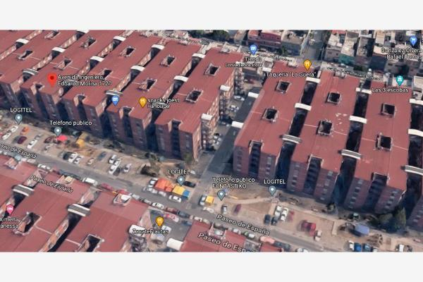 Foto de departamento en venta en avenida ingeniero eduardo molina 1720, salvador díaz mirón, gustavo a. madero, df / cdmx, 0 No. 02