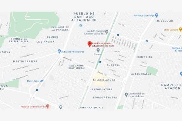Foto de departamento en venta en avenida ingeniero eduardo molina 1720, salvador díaz mirón, gustavo a. madero, df / cdmx, 0 No. 03
