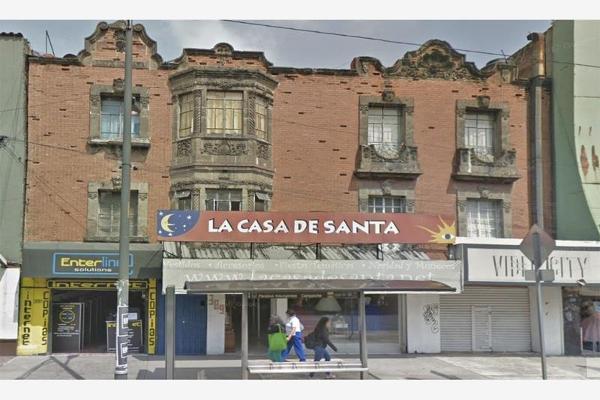 Foto de edificio en venta en avenida insurgentes 0, hipódromo, cuauhtémoc, df / cdmx, 5364758 No. 02