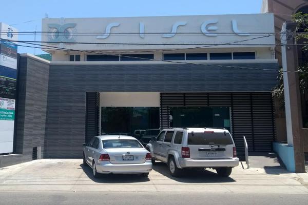 Foto de oficina en renta en avenida insurgentes , estadio, mazatlán, sinaloa, 5351504 No. 01