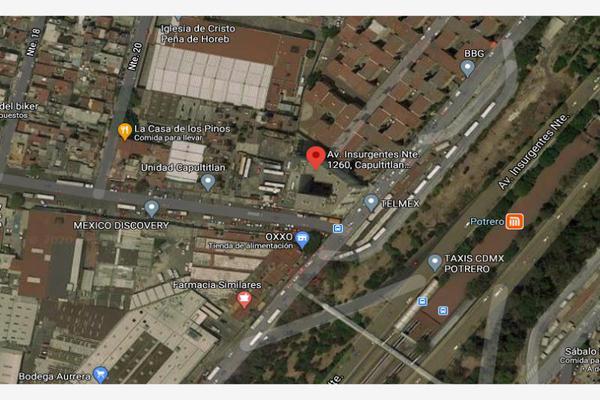 Foto de departamento en venta en avenida insurgentes norte 1260, capultitlan, gustavo a. madero, df / cdmx, 18698946 No. 06