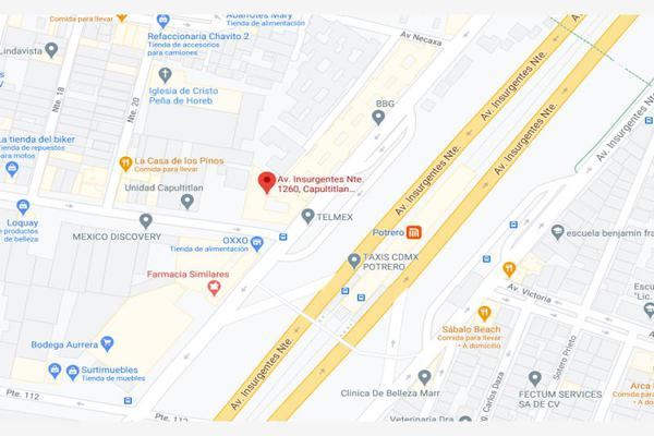 Foto de departamento en venta en avenida insurgentes norte 1260, capultitlan, gustavo a. madero, df / cdmx, 18698946 No. 07