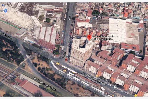 Foto de departamento en venta en avenida insurgentes norte 1260, capultitlan, gustavo a. madero, df / cdmx, 18698946 No. 09