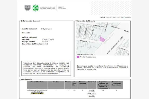 Foto de departamento en venta en avenida insurgentes norte 1260, capultitlan, gustavo a. madero, df / cdmx, 18698946 No. 12