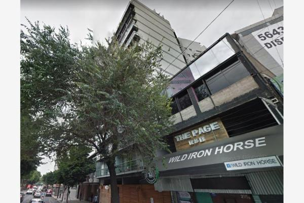 Foto de departamento en venta en avenida insurgentes sur 297, condesa, cuauhtémoc, df / cdmx, 6130856 No. 02