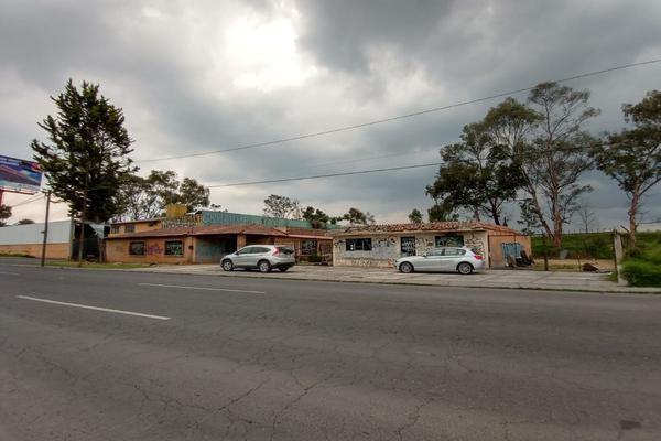 Foto de terreno comercial en venta en avenida isidro fabela , san cristóbal huichochitlán, toluca, méxico, 0 No. 01