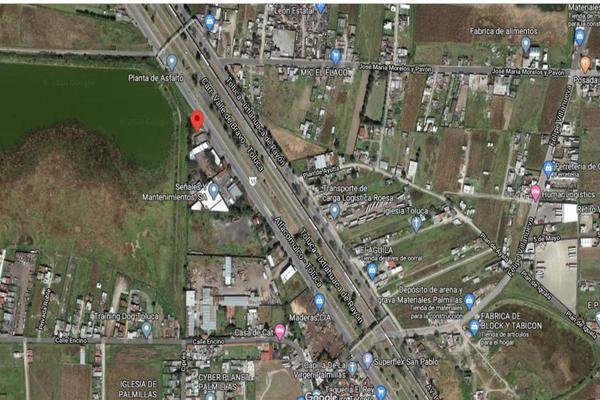 Foto de terreno comercial en venta en avenida isidro fabela , san cristóbal huichochitlán, toluca, méxico, 0 No. 05