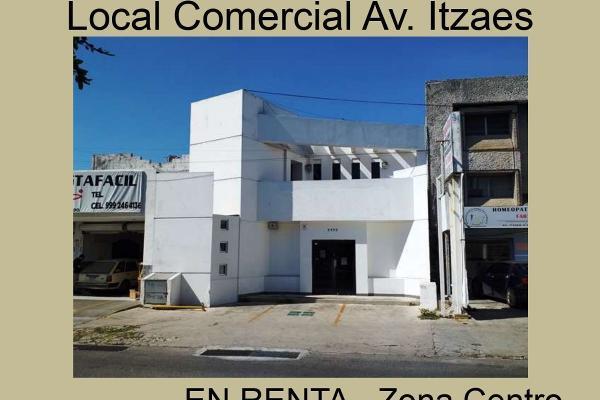 Foto de local en renta en avenida itzaes , merida centro, mérida, yucatán, 13388455 No. 01