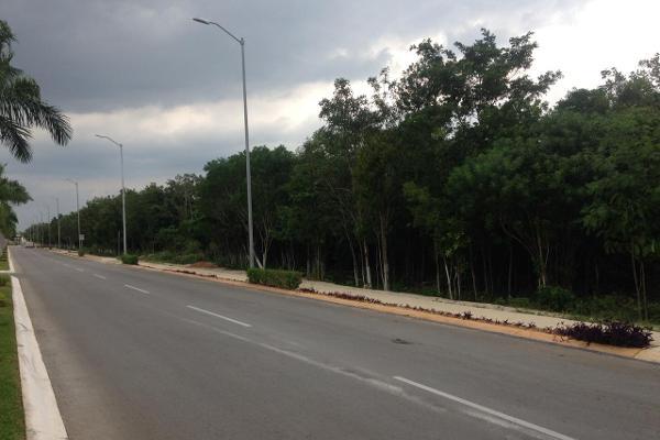 Foto de terreno industrial en renta en avenida jartete esquina calle marte , supermanzana 312, benito juárez, quintana roo, 8451383 No. 02