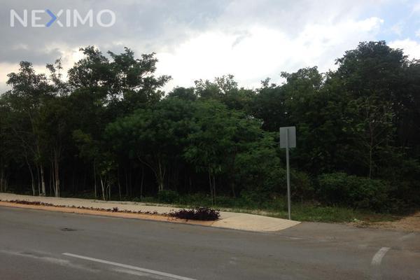 Foto de terreno industrial en renta en avenida jartete esquina calle marte , supermanzana 312, benito juárez, quintana roo, 8451383 No. 03