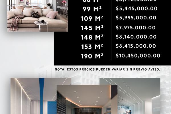 Foto de departamento en venta en avenida jesus del monte , green house, huixquilucan, méxico, 14032281 No. 22