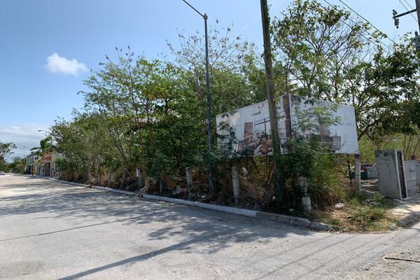 Foto de terreno habitacional en venta en avenida jose lopez portillo , san rafael, campeche, campeche, 14036963 No. 01