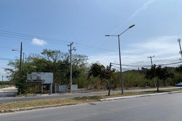 Foto de terreno habitacional en venta en avenida jose lopez portillo , san rafael, campeche, campeche, 14036963 No. 03